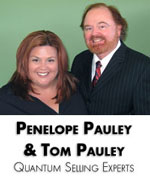 Tom and Penelope Pauley
